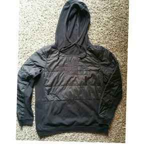 The north face womens puffer pullover Hoodie